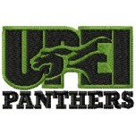 UPEI Panthers logo machine embroidery design for instant download